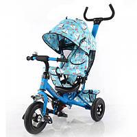 Велосипед трехколесный TILLY Trike T-351-9 Blue
