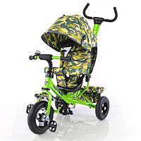 Велосипед трехколесный TILLY Trike T-351-8 Light green