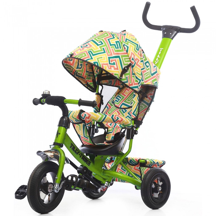 Велосипед трехколесный TILLY Trike T-351-3 Green