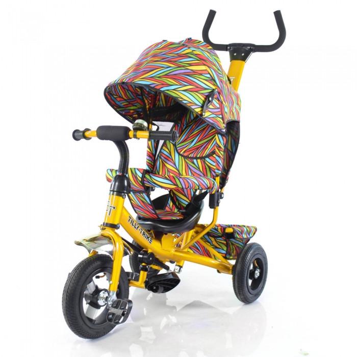 Велосипед трехколесный TILLY Trike T-351-2 Yellow