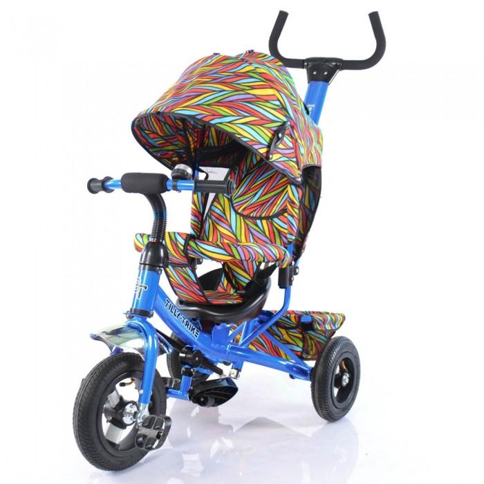 Велосипед трехколесный TILLY Trike T-351-2 Blue
