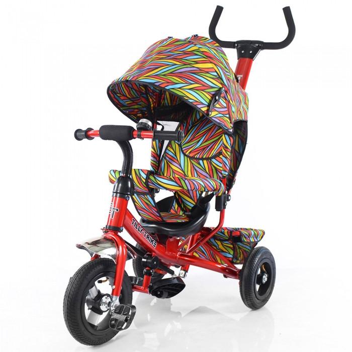 Велосипед трехколесный TILLY Trike T-351-2 Red