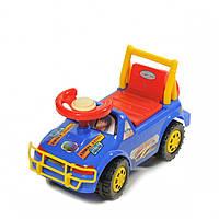 Каталка-толокар Baby Tilly  H-05 красно-синяя