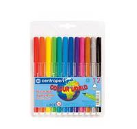 Фломастеры Centropen 12 цветов  Color World 7550/12
