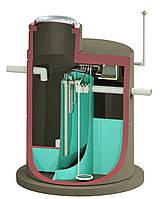 Автономная канализация BioEng T-9 (технологическая вкладка)