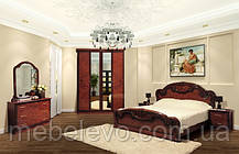 Кровать Опера 160 2сп 1200х1860х2120мм Світ Меблів, фото 3