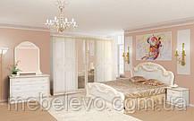 Кровать Опера 160 2сп 1200х1860х2120мм Світ Меблів, фото 2