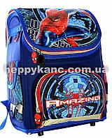 """Ранец школьный ортопедический трансформер """"Spider Man"""" JOSEF OTTEN 2218"""