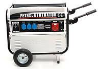 Генераторы бензиновые бытовые Kraft Dele 9600W 3F