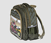 Рюкзак шкільний ортопедичний (в кольорах)