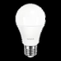 Светодиодная лампа MAXUS Р 10Вт A60 E27