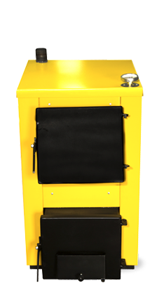 Котел твердотопливный Буран - Мини 14 кВт