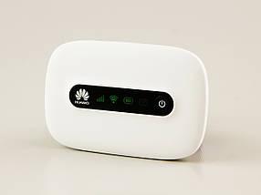 Мобильный 3G WiFi Роутер Huawei 5321-u1, фото 3
