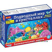 Набор для опытов Подводный мир в кристаллах Creative 12138015Р