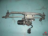 Механизм стеклоочистителя(дворники,моторчик дворников) Fiat Scudo
