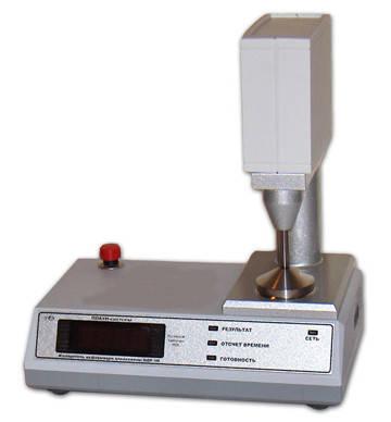 Измеритель деформации клейковины ИДК-3М, фото 2