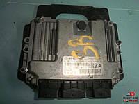Блок управления двигателем(мозги) на Citroen Berlingo (B9 2008-2014)