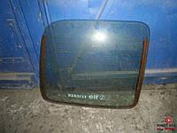 Стекло задней левой двери на Renault Kangoo