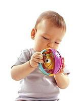 Игрушка-погремушка Tiny Love <<Радужный мяч>>