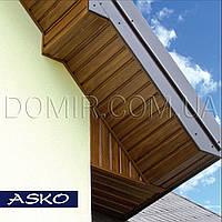 Карнизная подшивка софит ASKO