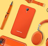 Смартфон Doogee HomTom HT3 (Orange) 4 ядра