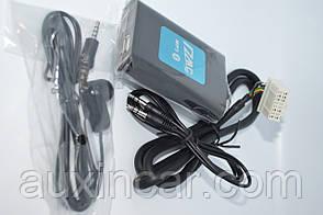 Usb aux bluetooth эмулятор cd DMC для штатной магнитолы Mazda