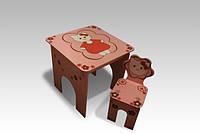 Стол детский Китти, фото 1