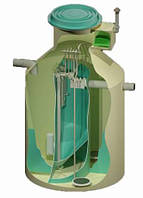Автономная канализация, биологическая очистки сточных вод BioEng А-6