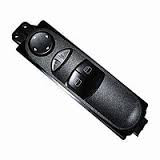 Кнопка стеклоподъемника/регулировки зеркал (левая) на MB Sprinter 906, VW Crafter 2006→ — PRO SWITCH — 700908