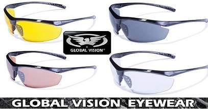 Защитные очки Lieutenant  (Global Vision), фото 3