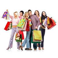 Счастье от совершения покупок