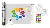 Интерактивный постер 1DEA.me Карта желаний Dream&Do