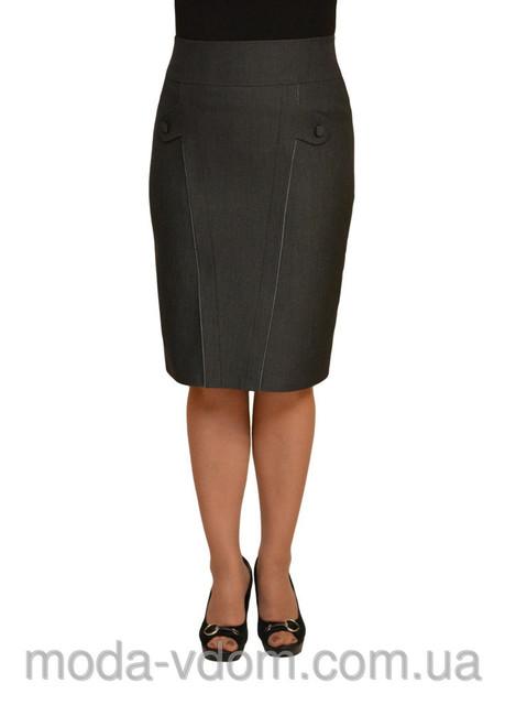Женские юбки (большие размеры)