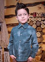 Рубашка детская для мальчика 104 см (3-4 года)