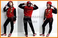 Спортивные костюмы NY для девочек | Яркие костюмы для детей