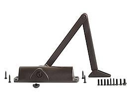 Доводчик TS-1000 C St (коричневый) до 60 кг
