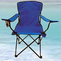 Кресло кемпинговое складное для рыбалки и туризма