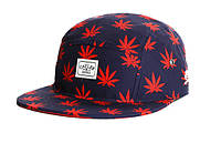 Кепка Cayler & Sons Smokin Snapback Navy-Red, фото 1