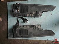 Задний ремень безопасности на Skoda Octavia Tour 1.8i 1998-2007 р. (комплект 2 шт)