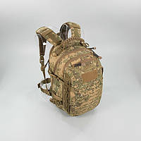 Военный рюкзак Helikon Direct Action Dragon Egg - PenCott Badlands