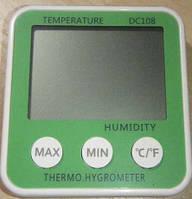 Домашняя метеостанция Digital  DC108 (термометр-гигрометр)