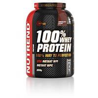 Протеин 100% Whey Protein (2250 г) Nutrend