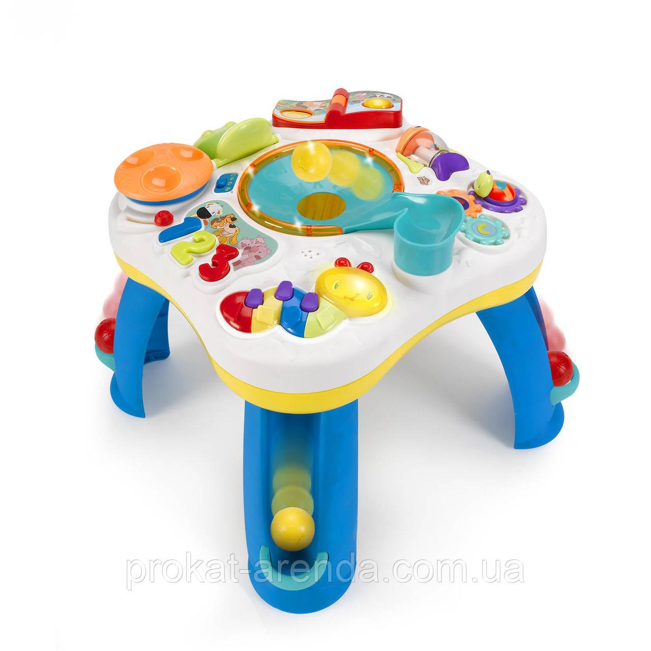 "Музыкальный столик "" Шустрые мячики"" Bright Starts"