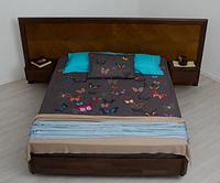 Кровать деревянная Челси Люкс  /  Ліжко дерев'яне Челсі Люкс