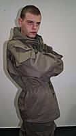Костюм Горка, 100% хлопок тактическая ветрозащитная нового образца
