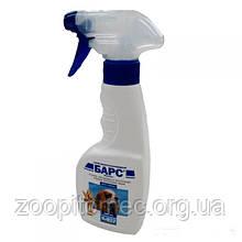 Спрей Барс від бліх і кліщів (фіпроніл) для собак 200 мл