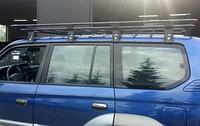 Багажник на крышу для Toyota Land Cruiser Prado LC95 с сеткой