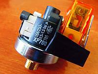 """прессостат xp700 1/4"""" gas tar. 1,2 bar v.230"""