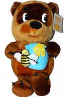 Мягкая игрушка озвученная Медведь Винни Пух