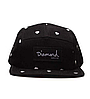 Кепка Diamond Supply Co Snapback Black